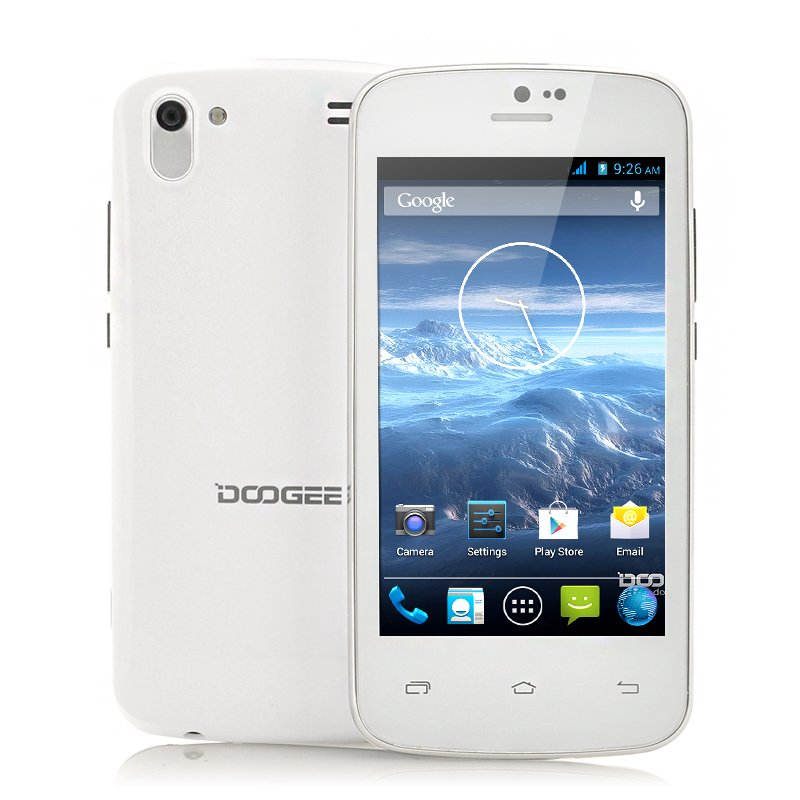 DOOGEE Collo DG100 Android Phone (W)