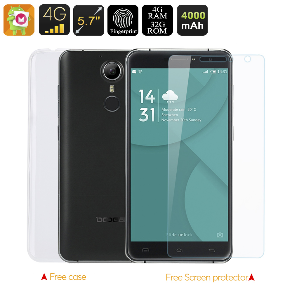 Cheap Car Window Replacement >> Wholesale Doogee F7 Pro Smartphone - Android Smartphone From China
