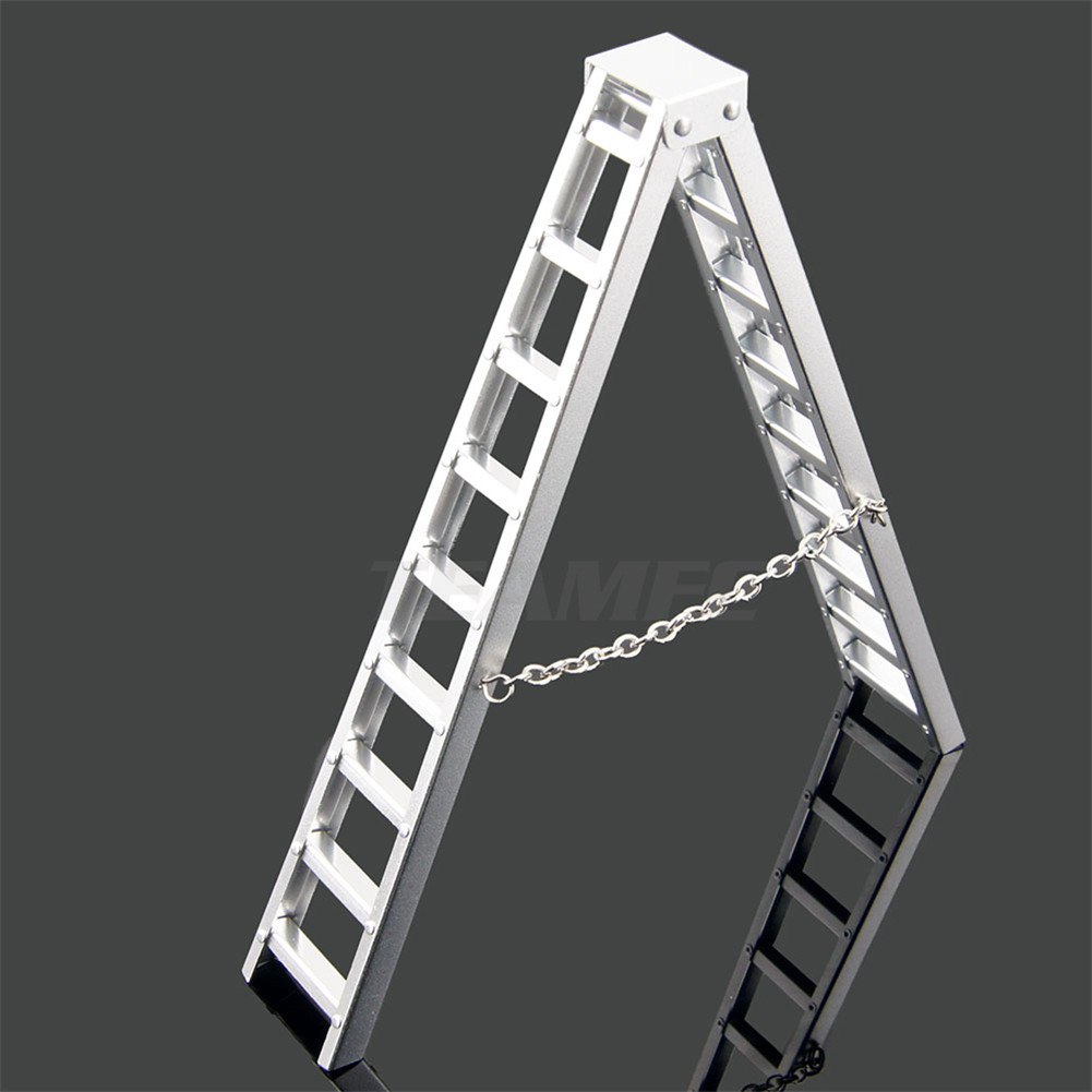 Mini Simulate Ladder for 1/10 Trx-4 RC Crawler Car SCX10 D90 Upgrade Spare 150mm_Long ladder