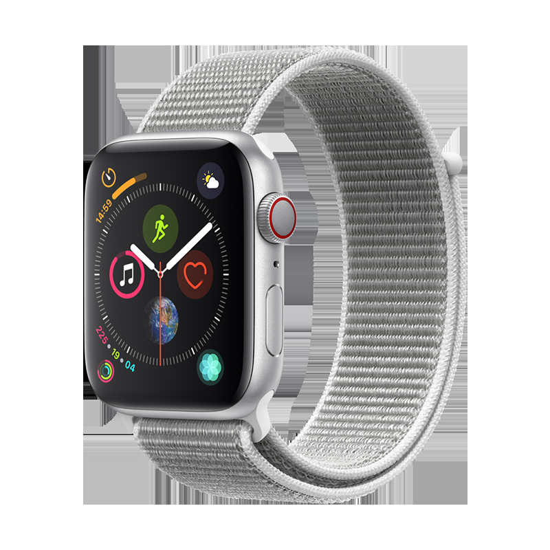 Apple iWatch Series 4 Sea_GPS+Cellular 44mm