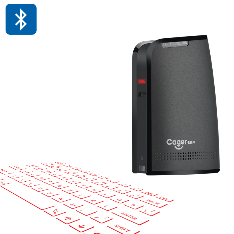 Cager BK50 Wireless Laser Keyboard