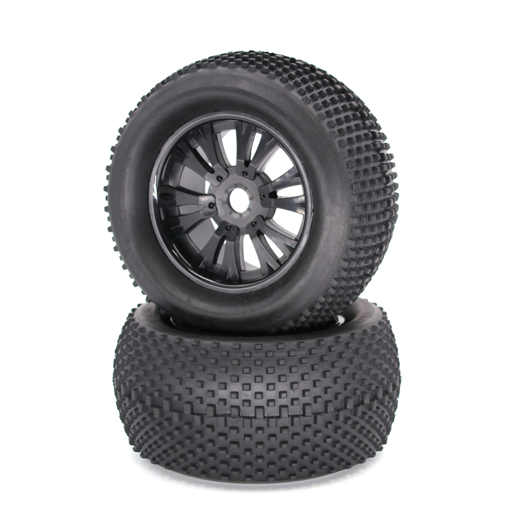 1/8 Tire 140MM Universal RC Car Wheel and Tire Off-road Car Tire Car Parts  1/8 140MM (1 pair)