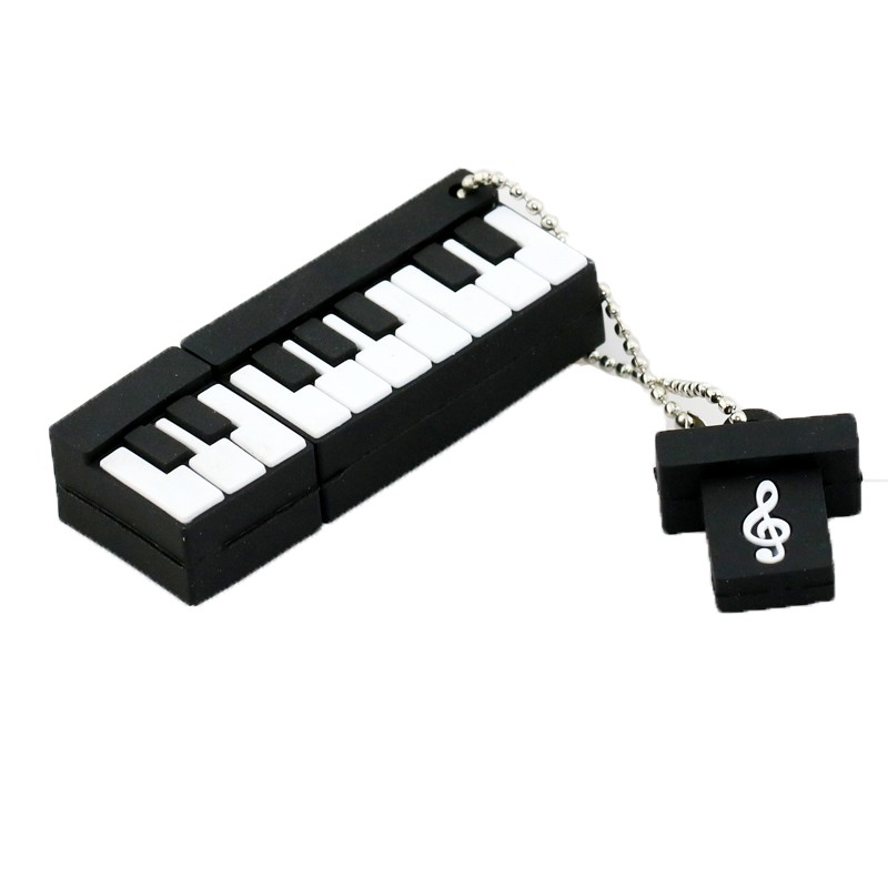 USB Silicone Electone Design Flash Drive 16G