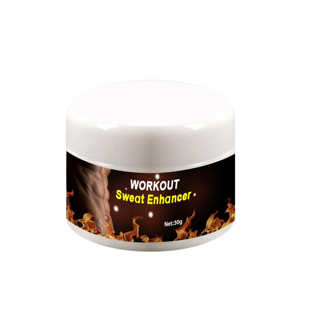 Fat Burning Cream Hot Gel Sweating Cream Slimming Cream Body Waist Trainer