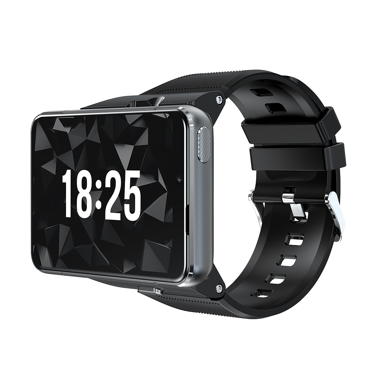 S999 Smartwatch 13 Million Pixel Full Netcom 4g Smart Bracelet 4+64gb Rechargeable Smart Bracelet black