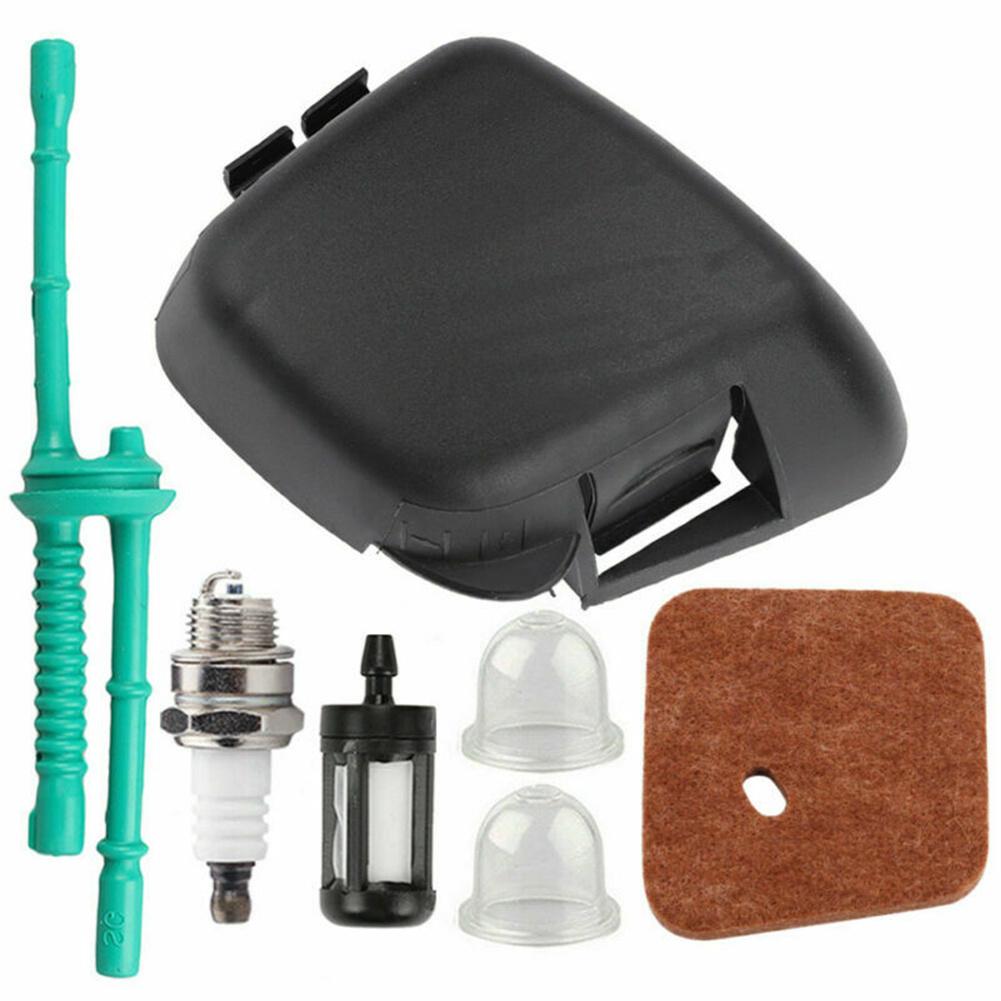 Air Filter Cover Kit For Stihl Fs45 Fs46 Fs55 Fs55r Fs38 Trimmer 6-piece set