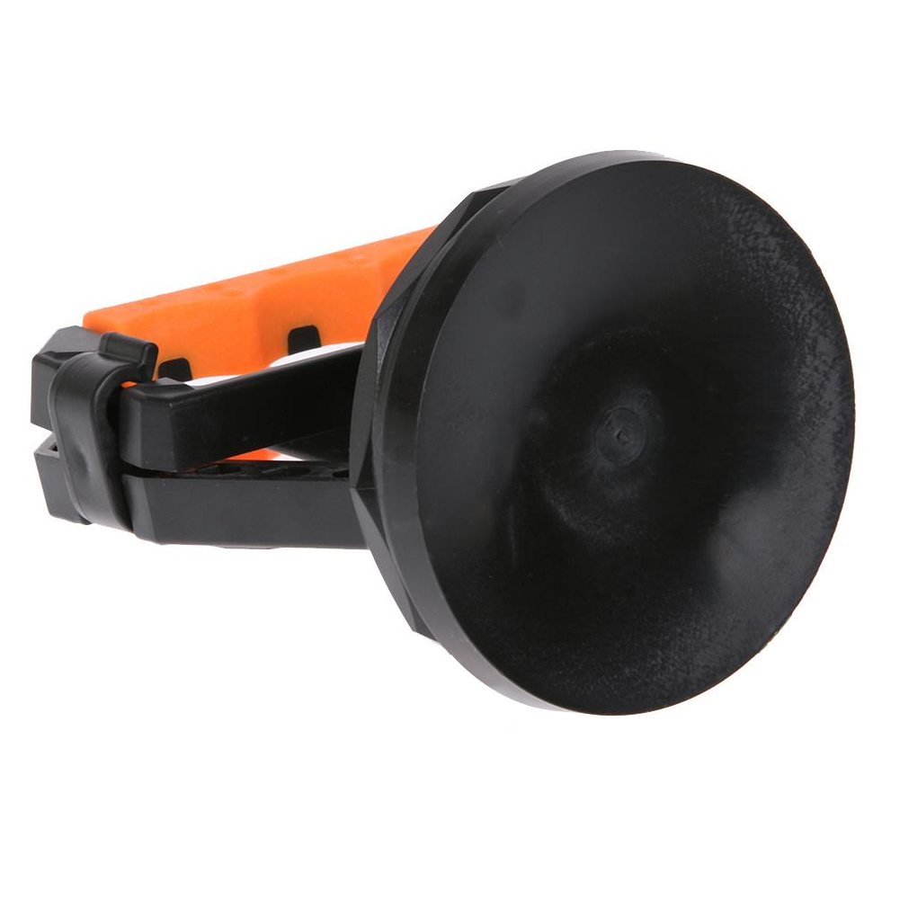 JM-SK05 Suction Cup - Black and Orange