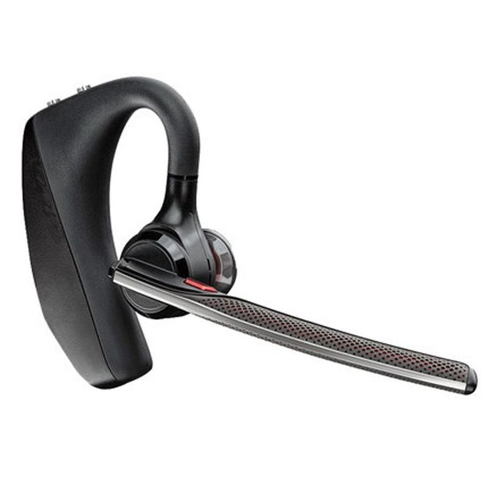 V8 V9 5200 Business Bluetooth Headset Earphone CSR V4.0 Intelligent Voice Control Report black