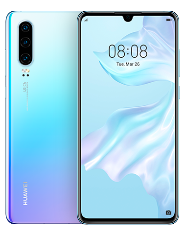 HUAWEI P30 4G Smartphone 6+128GB sky realm