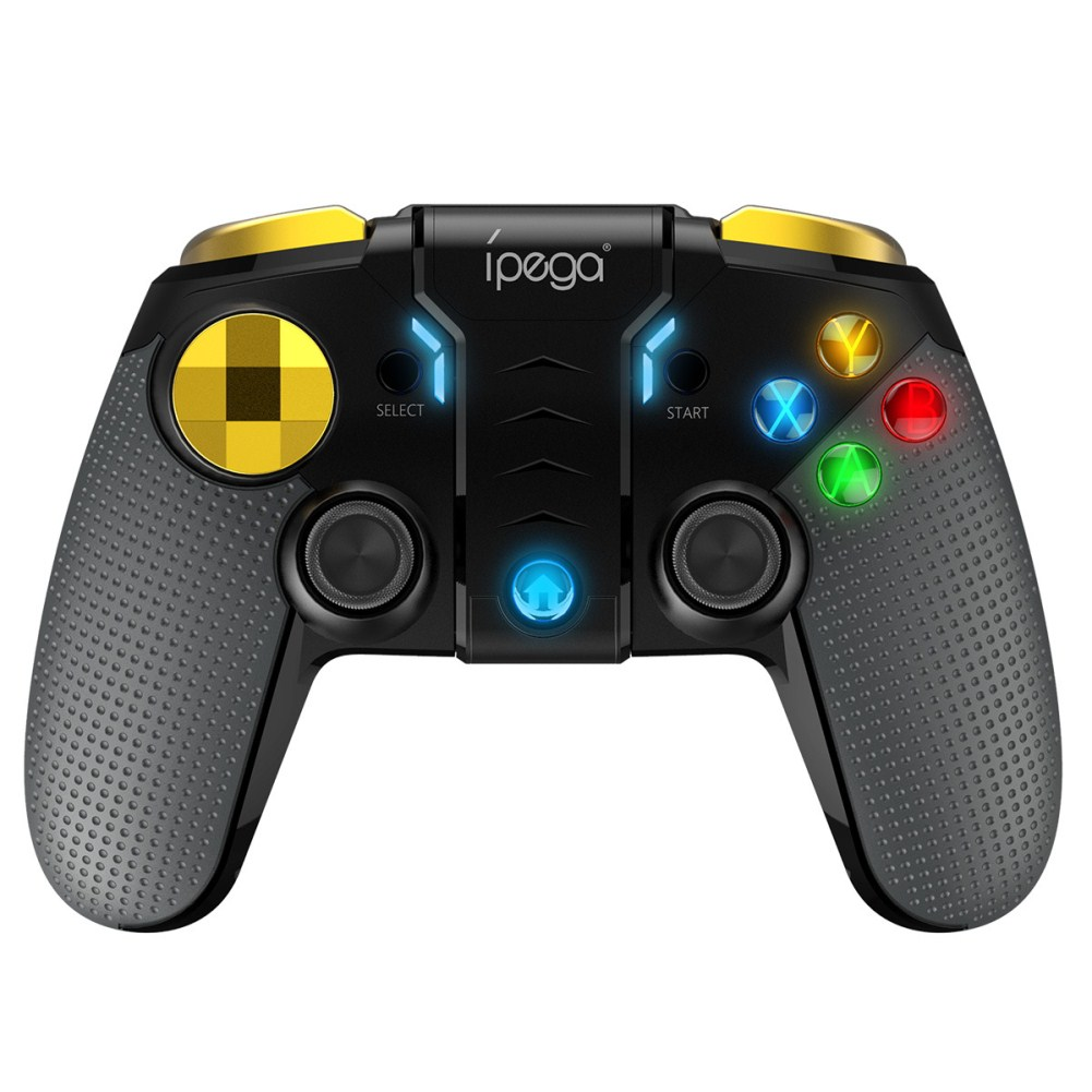IPEGA Gamepad Wireless Bluetooth Pubg Game Joystick Controller for IOS Android Direct Connection and Direct Play black