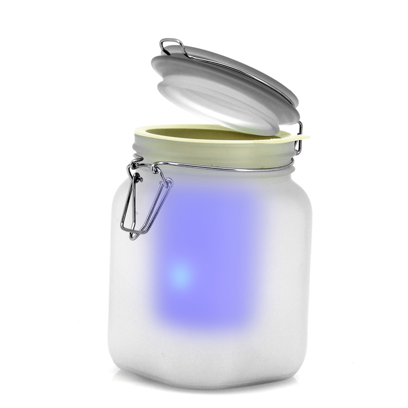 Solar Powered Sun Jar
