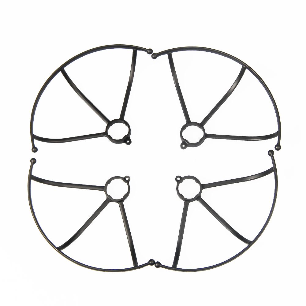 Propeller Guard Protection Cover for LS-MIN Mini Drone RC Quadcopter Spare Parts black