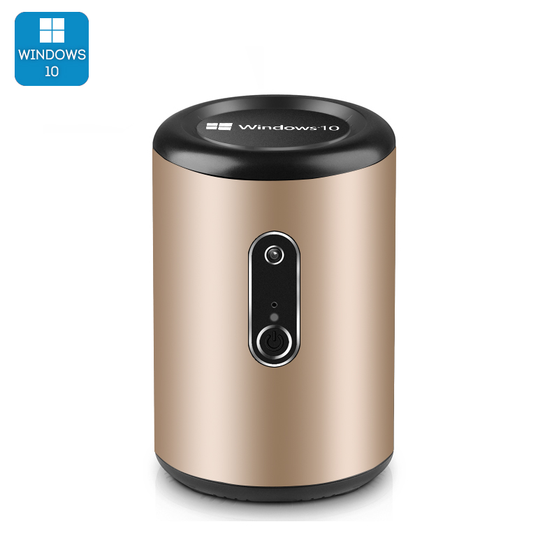G2 Windows 10 Mini PC (Gold)