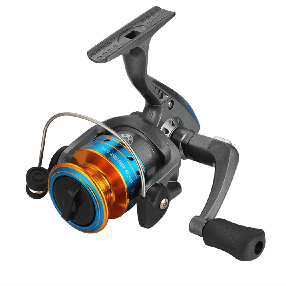 200 Type Metal Wire Cup Fishing Little Fishing Reel Reel Rod Lure Fishing Sea Fishing Reel 200 type two color (metal wire cup)