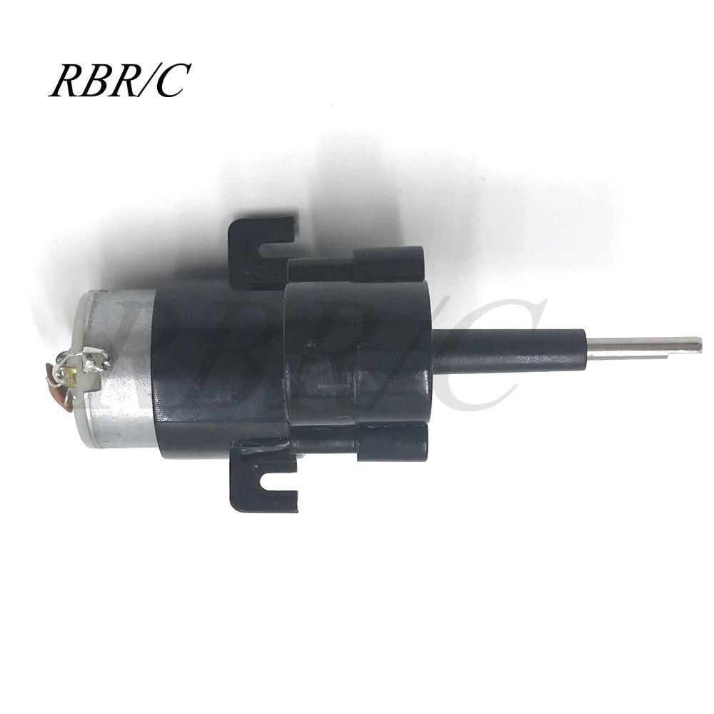 WPL D12 Metal OP Accessaries Diy Upgrade Rc Off Road Car Model Spare Rear drive gearbox_1:16