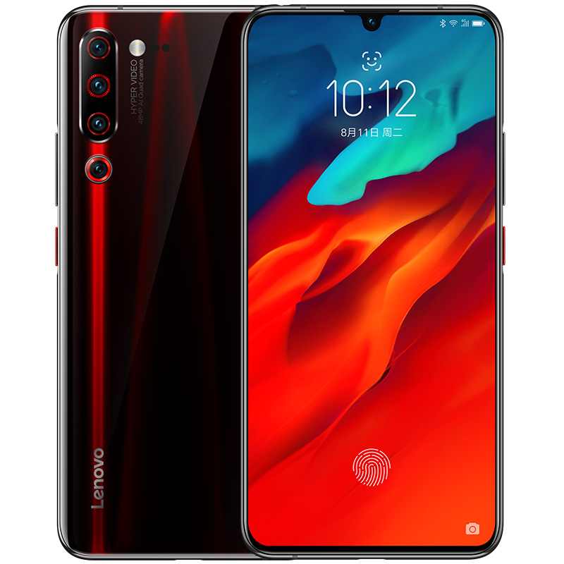 Global ROM Lenovo Z6 Pro 8+128G Black