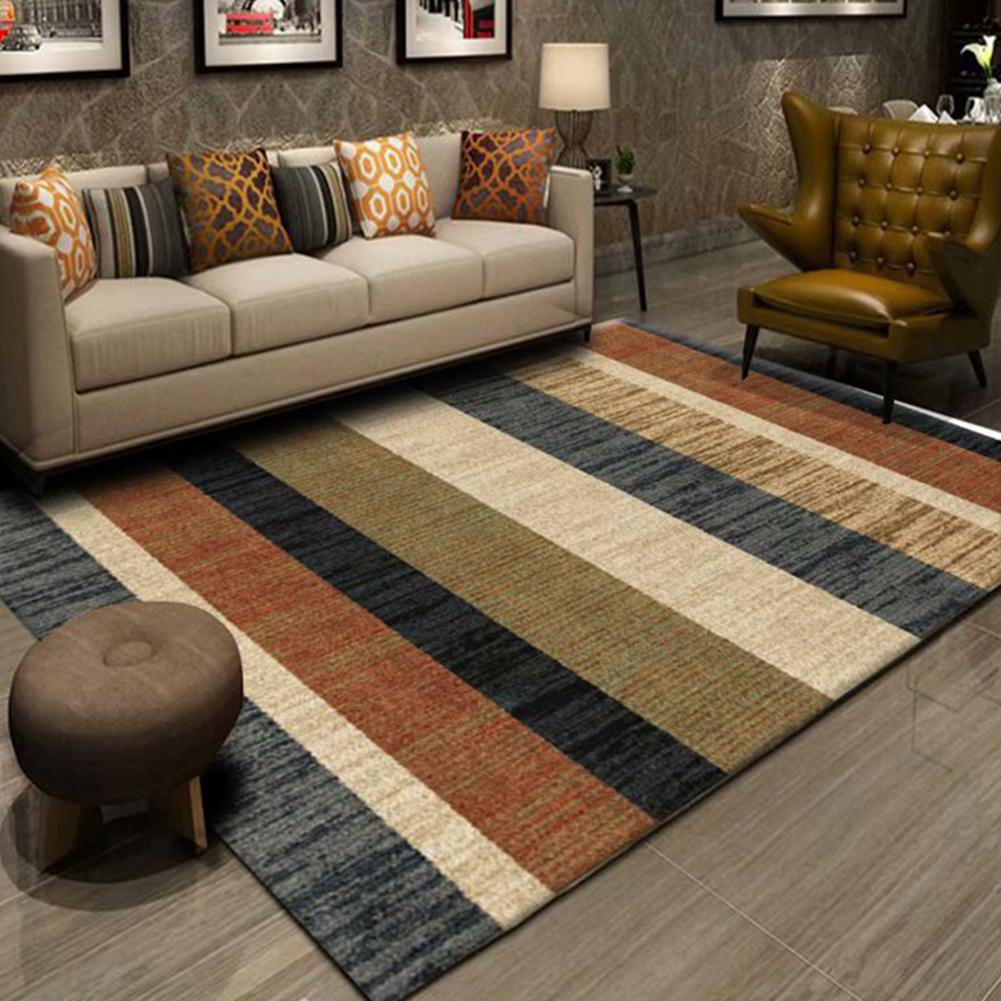 Modern Home Floor Mat Carpet for Living Room Bedroom Teatable Decoration Accessories 42_100 * 150 cm