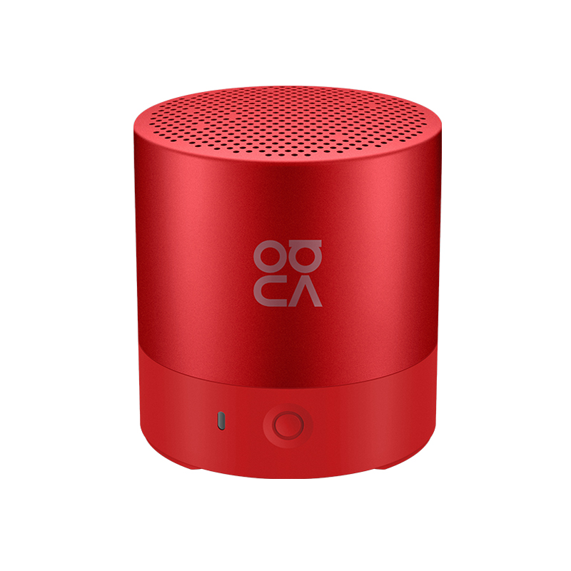 Original HUAWEI Mini Speaker Wireless Bluetooth 4.2 Stereo Surrounding Sound Hands-free Micro USB Charge IP54 Waterproof Speaker red