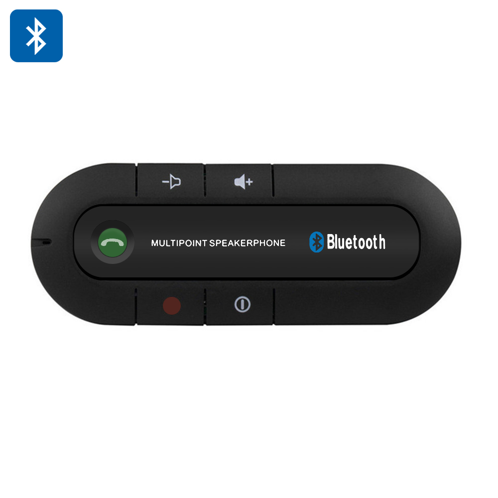 Hands Free Bluetooth Car Kit Speakerphone