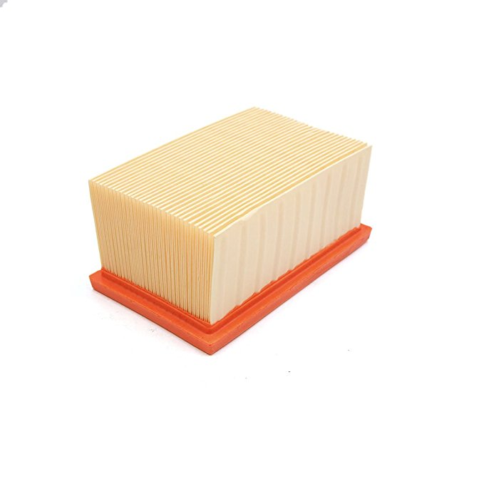 1PCS Orange Yellow Scooter Motorcycle Engine Air Intake Filter for BMW R1200S
