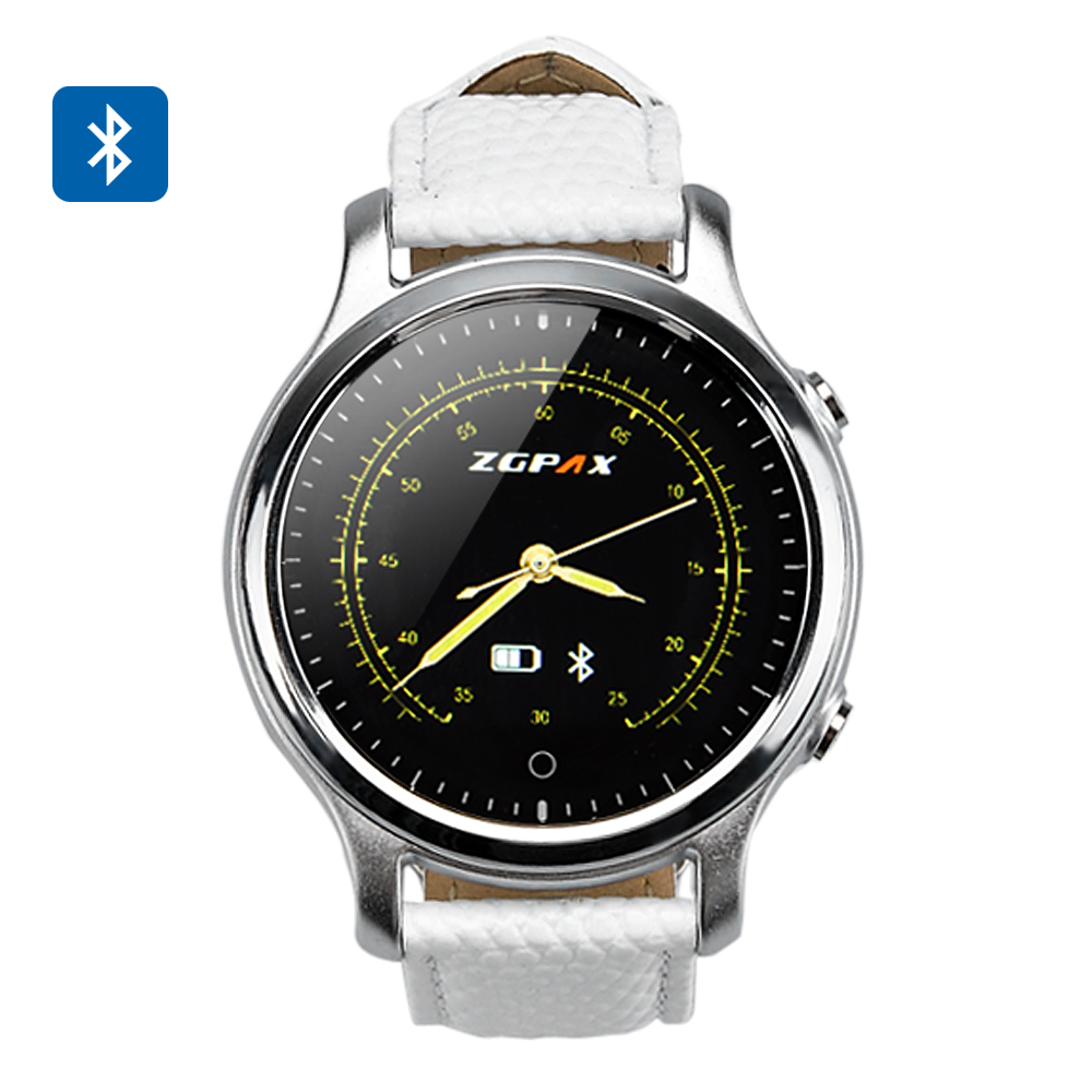 ZGPAX S360 Smart Watch (Silver)