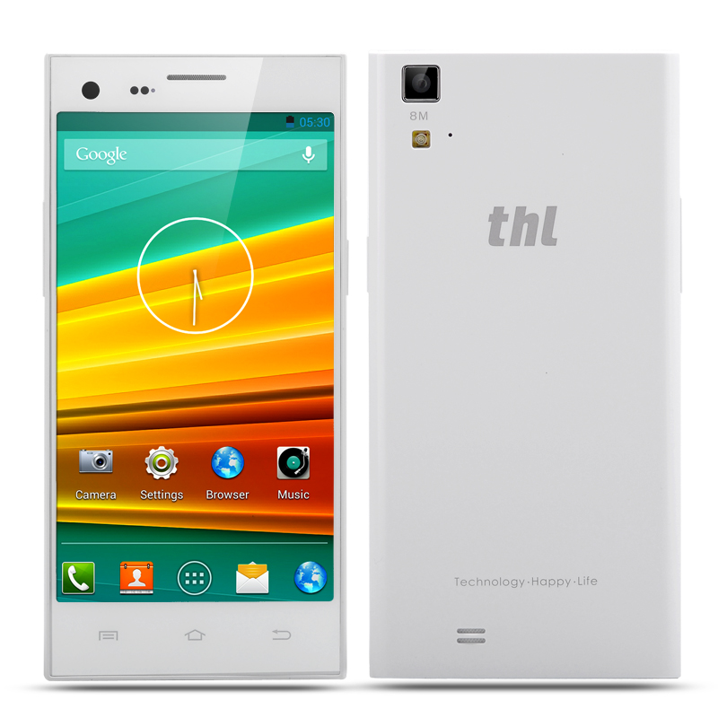 thl T11 True Octa-Core Smartphone (White)