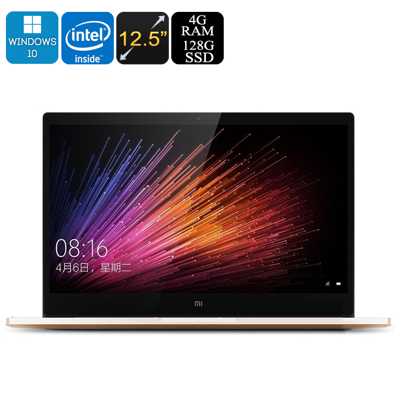 Xiaomi Air 12 Laptop (Gold)