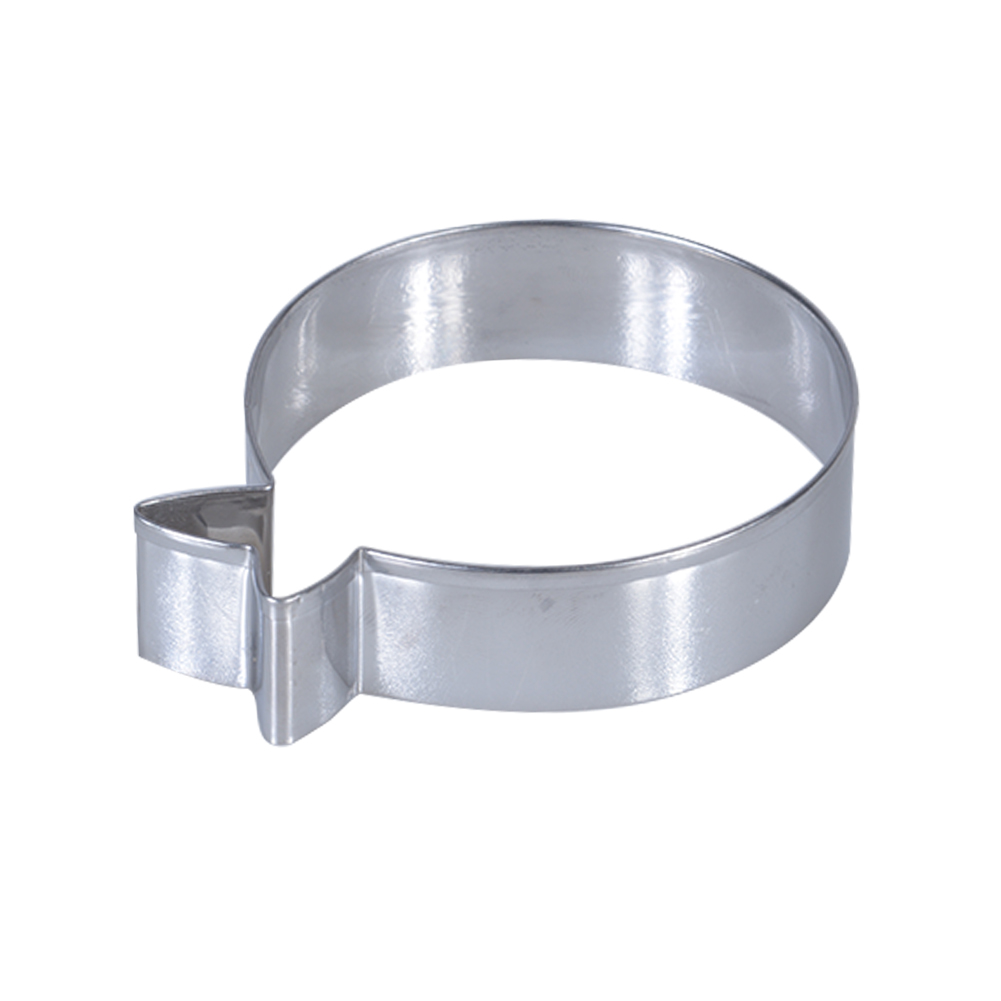 Stainless Steel Cookie Cutter Lovely Balloon Biscuit Mold for DIY Biscuit Chocolate Cake Mousses