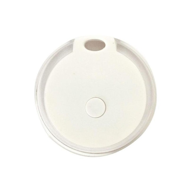 Mini Pet Dog Cat Waterproof GPS Locator Tracker Tracking Anti-Lost Device white