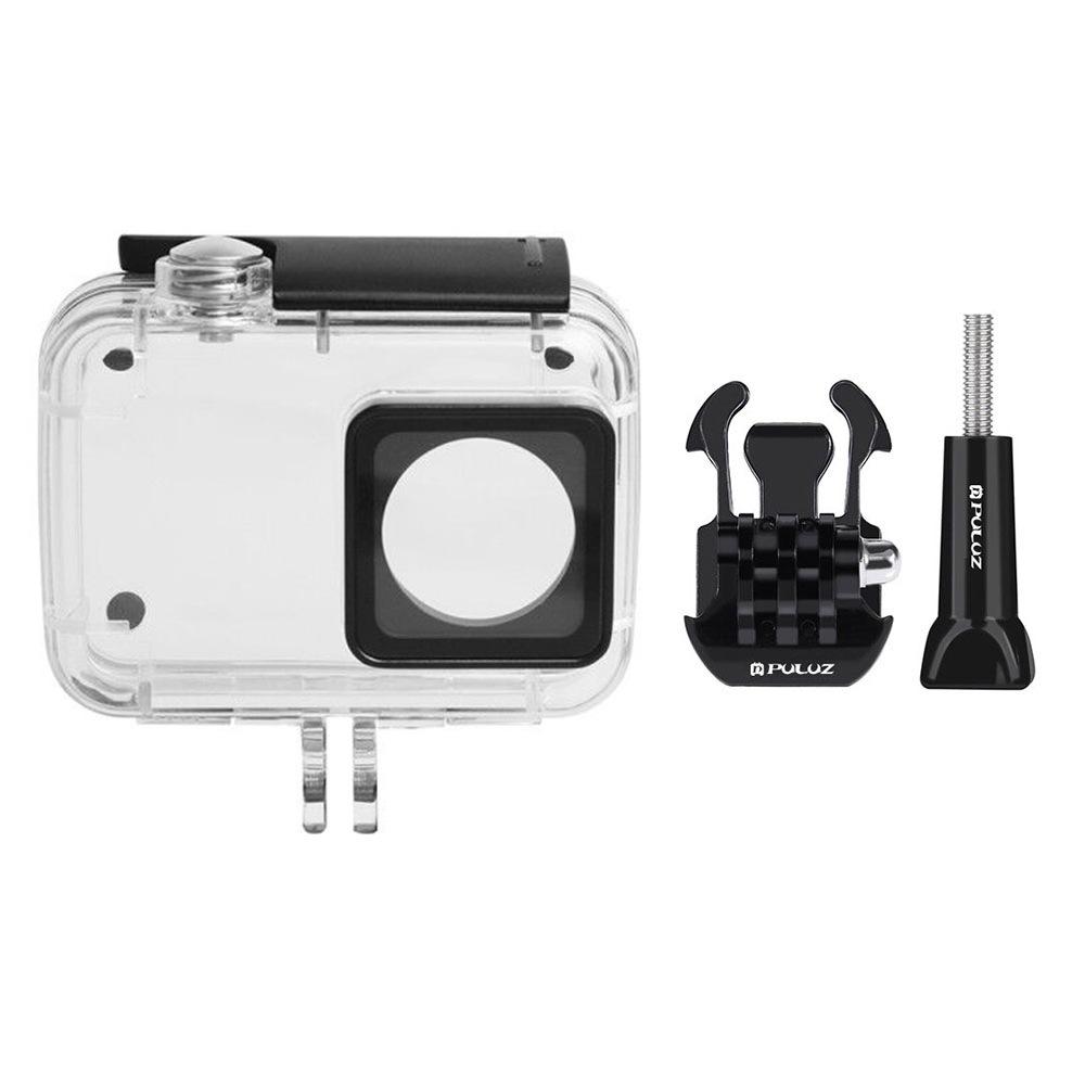 Underwater Waterproof Housing Diving Case For Xiaomi Xiaoyi II 4K Action Camera Sports Camera  Transparent
