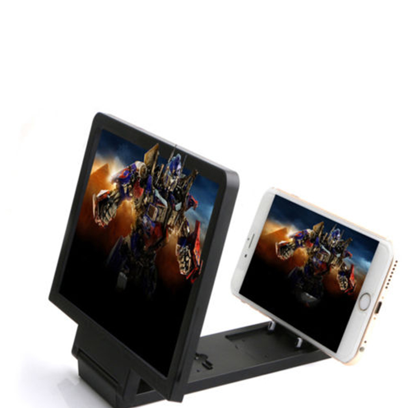 3D Foldable Cell Phone HD Expander