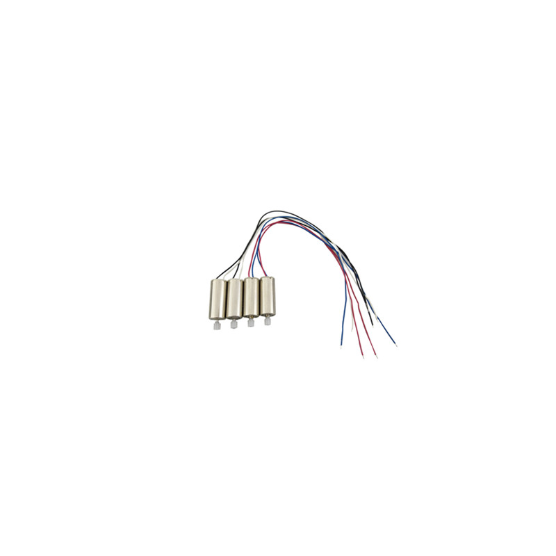 4PCS Motor for UDI RC U42W U42WH U45 U45W RC Remote Control Helicopter Spare Parts as shown