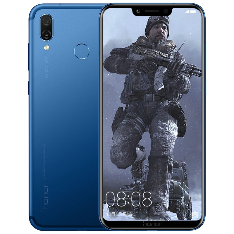 Huawei Honor Play Smartphone (Blue)