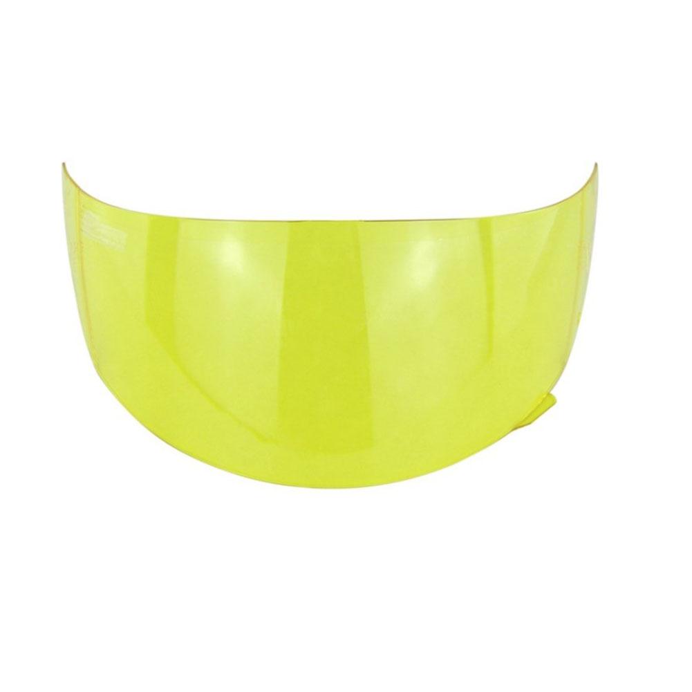 Motorcycle Helmet Lens Accessories Suitable for 352, 351, 369, 384 Helmet Models Yellow