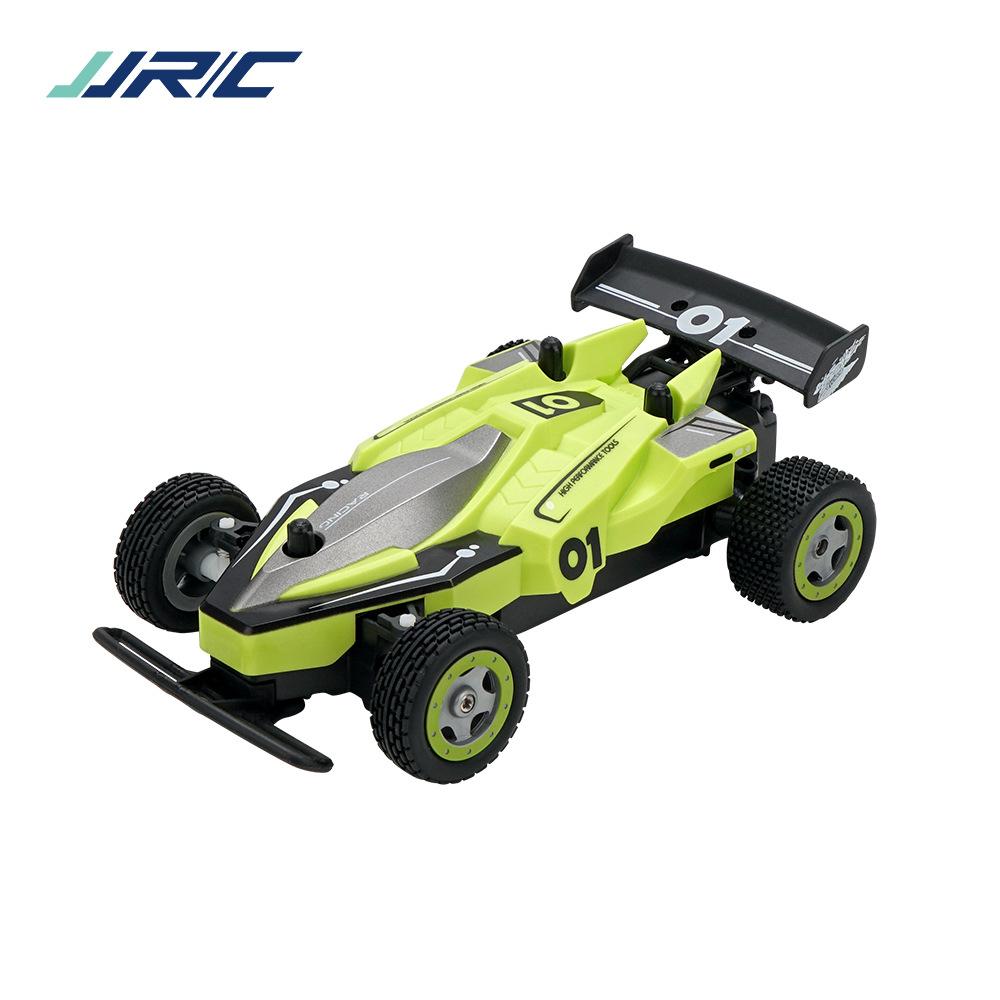 1:20 Remote Control Car JJRC Q91 RC Racing Car 2.4G 4WD Driving Vehicle Anti-skid Tires RC Car Toys Vehicle green