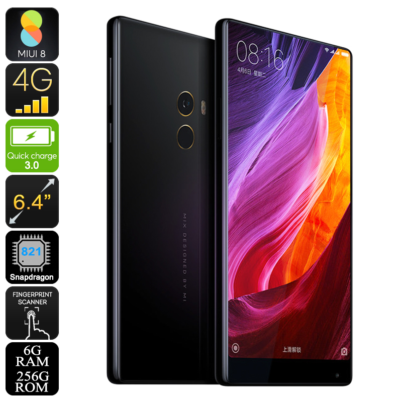 Wholesale Xiaomi Mi Mix Bezel Less Smartphone From China