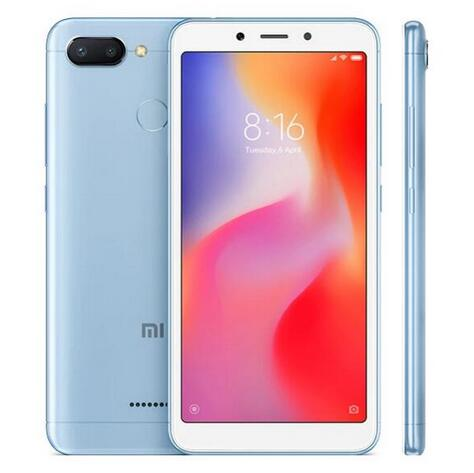 Xiaomi Redmi 6 3+64 Blue Global
