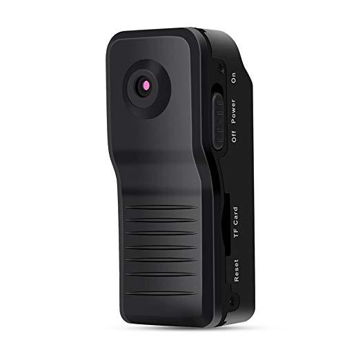 MD11 Mini Camera HD Digital Wireless Camera Home Sports Camera DV Super Long Video Recorder black
