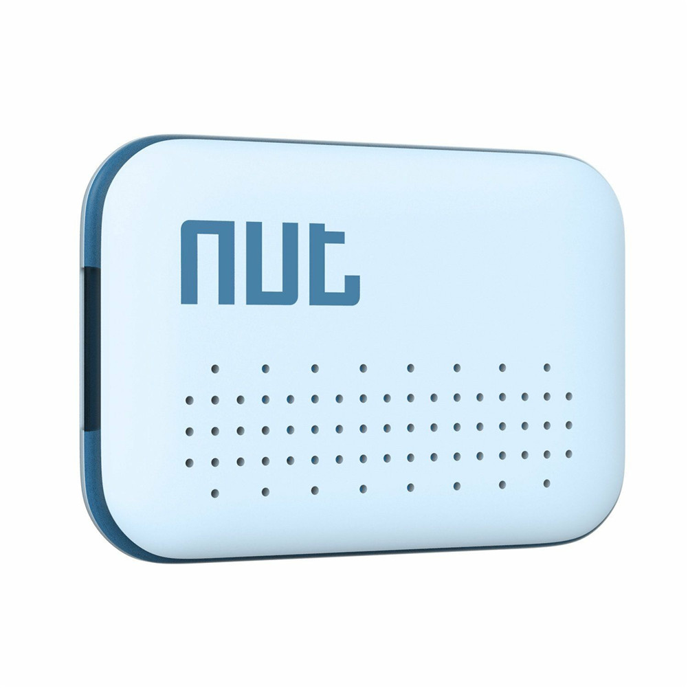 NUT Mini Bluetooth 4.0 Smart Finder Anti-lost Wireless Tracker Low Power for Key Mobile Phone blue
