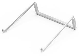 Aluminium Alloy Folding Rising Falling Radiator Tablet Computer Holder Bracket standard board silver
