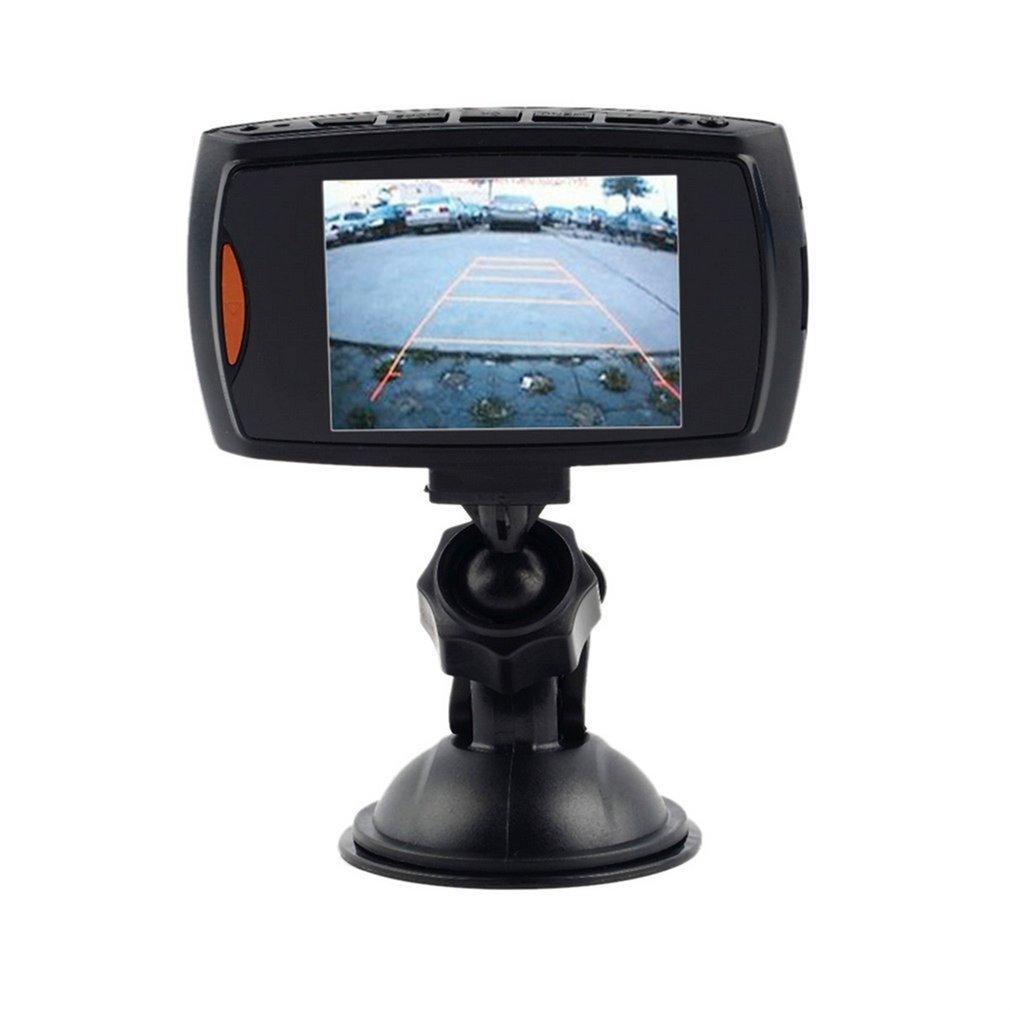 Driving  Recorder 2.7 Inch Lcd Night Vision Hd 720p Car Dvr Camera black