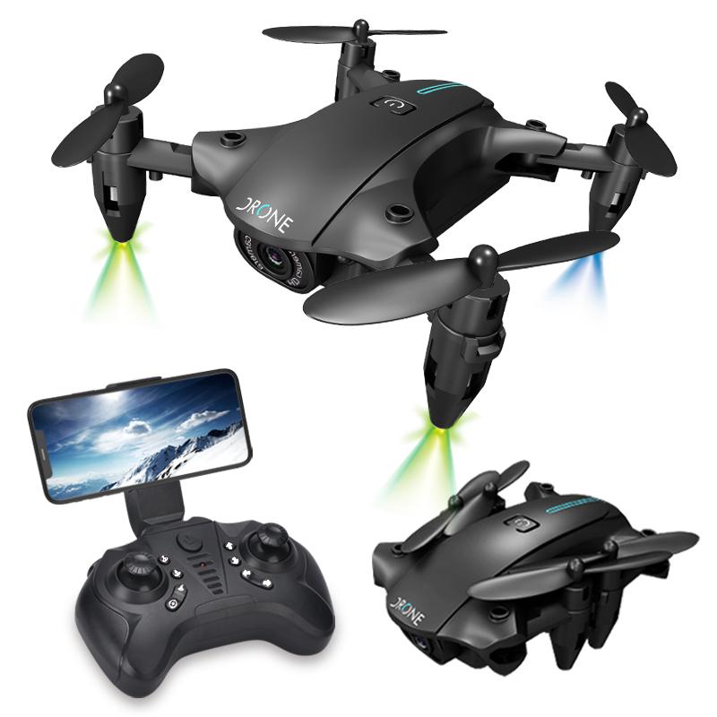 1pcs H2 4k Fpv  Mini  Drone 1 battery