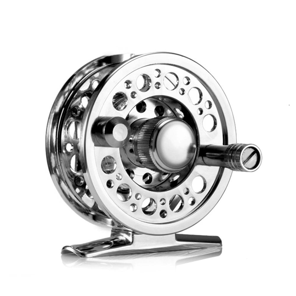 Front Reel Metal Discharge Force Fishing Reel Left and Right Interchange Reel Rod Fishing Wheel LG60 fly fishing wheel