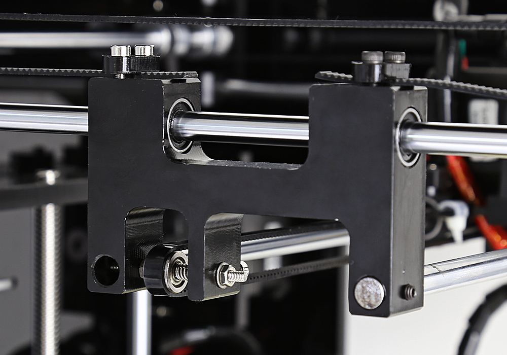 Anet A3 High Precision 3D Printer - Multiple Filaments Supported, 150 mm Cubed Printing Volume, Precision Printing