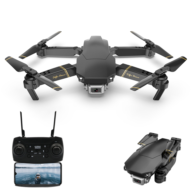 GLOBAL DRONE GD89 Wifi FPV RC Drone with 1080