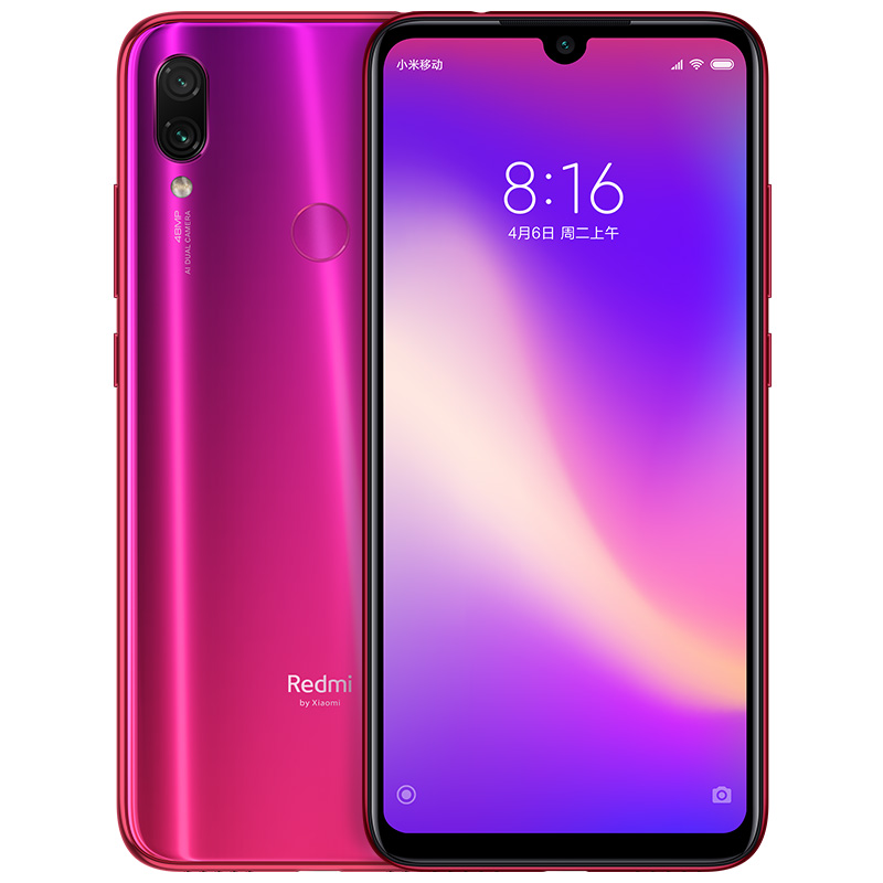 Xiaomi Redmi Note 7 Pro 6+128GB - Twilight
