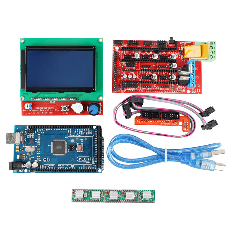 Arduino 3D Printer Controller Kit