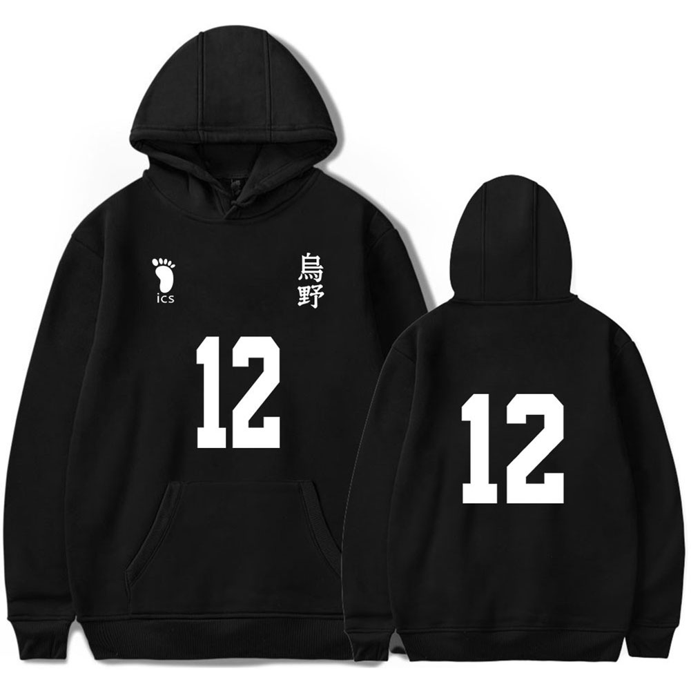 Men Women Hooded Sweatshirt Cartoon Series Fashion Casual Coat Pullover A-15527-WY02-1_XL