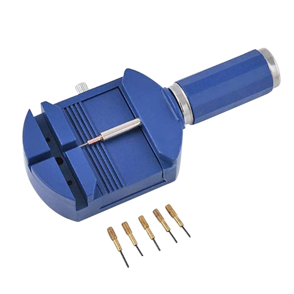 Wrist Bracelet Strap Adjuster Watch Band Link Remover 12*5*3CM blue