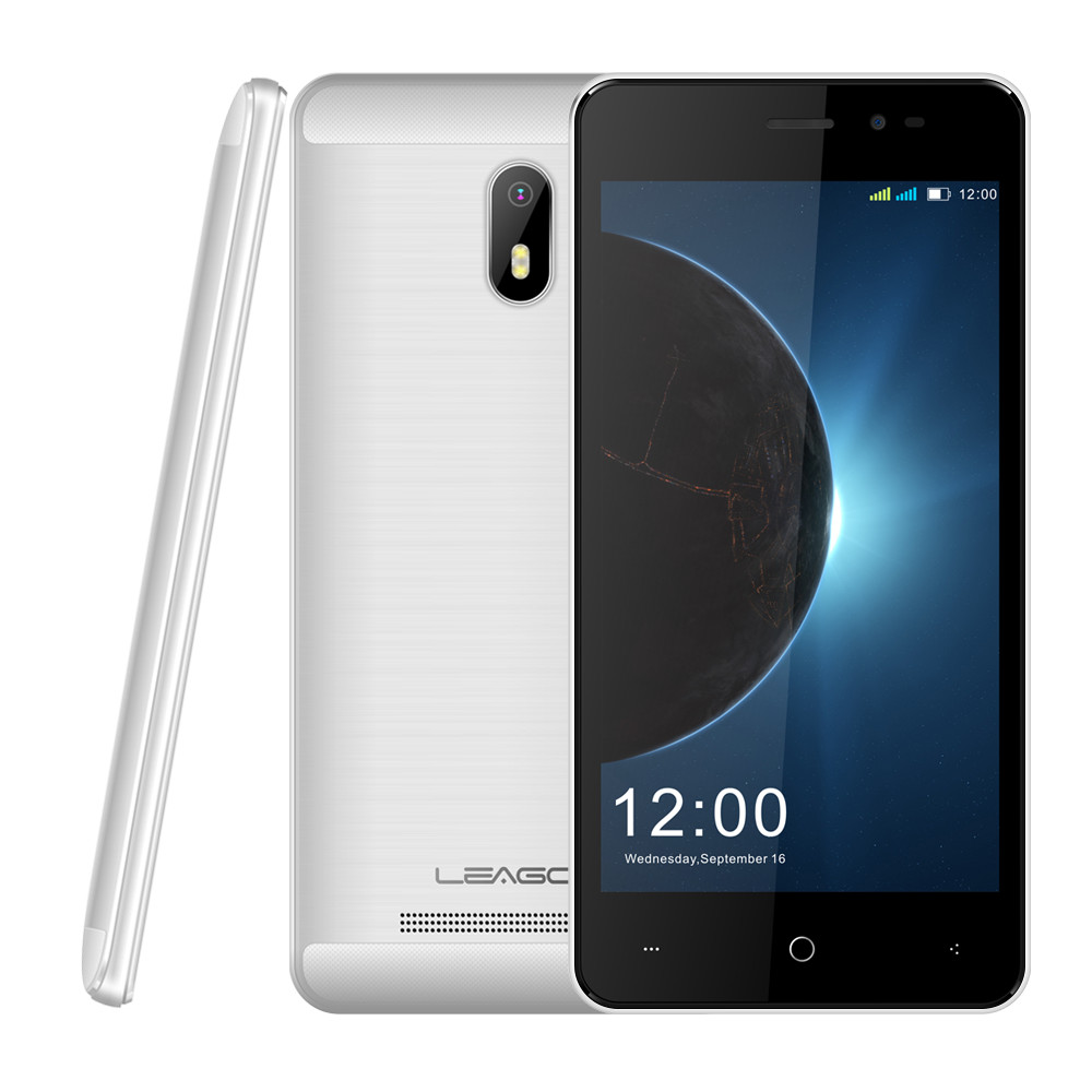 Leagoo Z6 4.97 Inch Smart Phone White